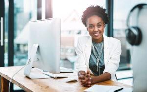 Female Marketing Director