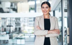Woman President Company