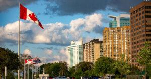 Windsor Ontario Skyline