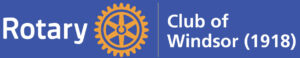 Rotary 1918 Windsor Logo