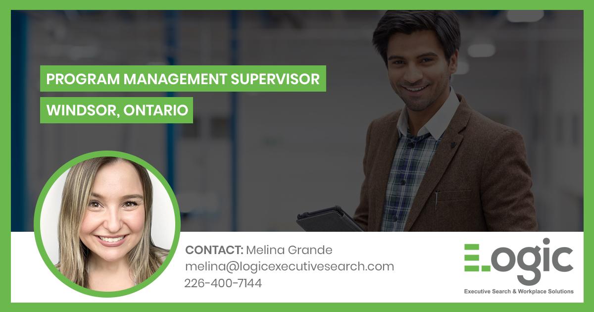 program management supervisor
